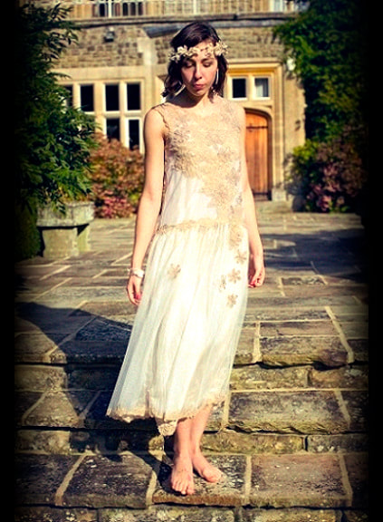 Wedding Dress Bridal Dresses Bridesmaid  Gown Flower girl Sussex South East London Hampshire Surrey Handmade Bespoke Gown Kasia Austin Couture